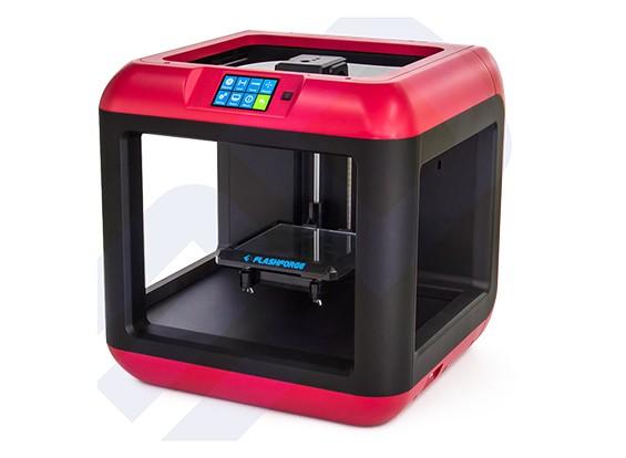 Impresora FlashForge localizador de escritorio 3D (enchufe de la UE)