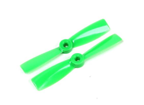 GemFan 4045 Bullnose policarbonato Propulsores (CW / CCW) Verde (1 par)