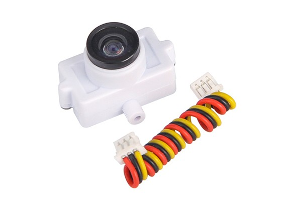 Walkera Rodeo 150 - Mini 600TVL (blanco)