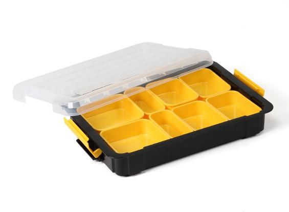 AHORRO contenedor de almacenamiento con el tipo C DIVIDERS