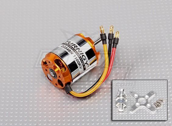 Turnigy D3548 / 4 1100KV sin escobillas del motor Outrunner