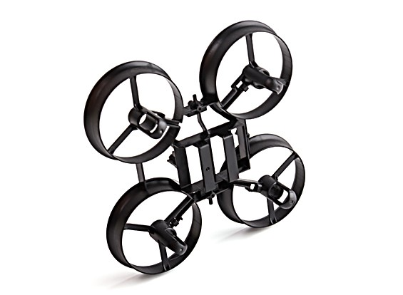 JJRC H36 Blue Wren Drone - Main Frame