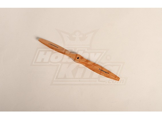 10x7 Turnigy Tipo D de madera ligero del propulsor (1 unidad)