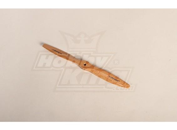 10x8 Turnigy Tipo D de madera ligero del propulsor (1 unidad)