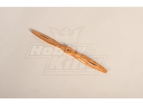 11x6 Turnigy Tipo D de madera ligero del propulsor (1 unidad)