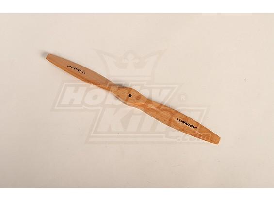 13x8 Turnigy Tipo D de madera ligero del propulsor (1 unidad)