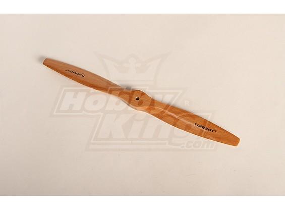 14x8 Turnigy Tipo D de madera ligero del propulsor (1 unidad)