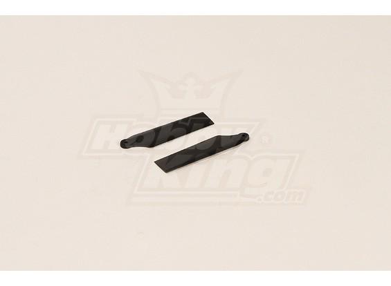 GT450PRO plástico lámina de la cola