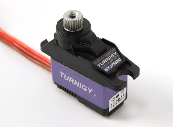 Turnigy ™ TGY-375DMG w / disipador de calor DS / MG 2,3 kg / 0.11sec / 11.5g