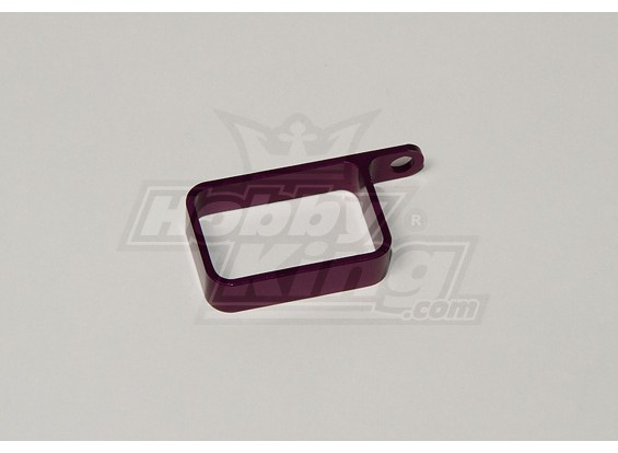Sostenedor del metal (púrpura)