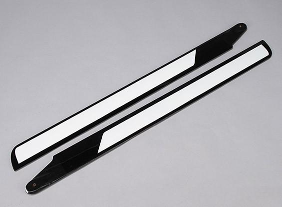 688mm fibra de carbono principal Cuchillas