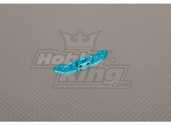 CNC Hitec 2,5 pulgadas compensado (# 4-40) Azul