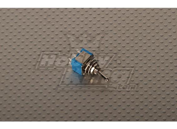 Interruptor de reemplazo Azul