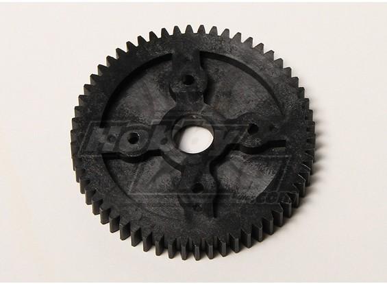 QRF400 58T principal del engranaje impulsor