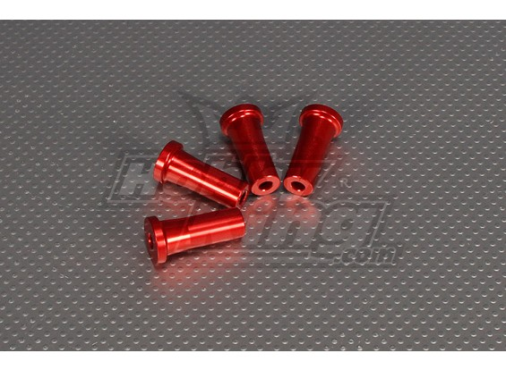 CNC Standoff 35 mm (M5) Rojo