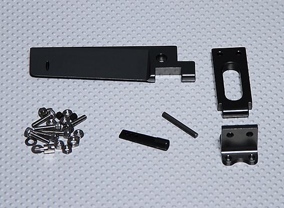 96mm Timón y de Apoyo Conjunto - Fuego Mar / estabilizador de la trituradora / trituradora de Super Versión sobretensiones