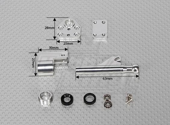 Stinger universal Set - Trajes de 4 mm Ejes
