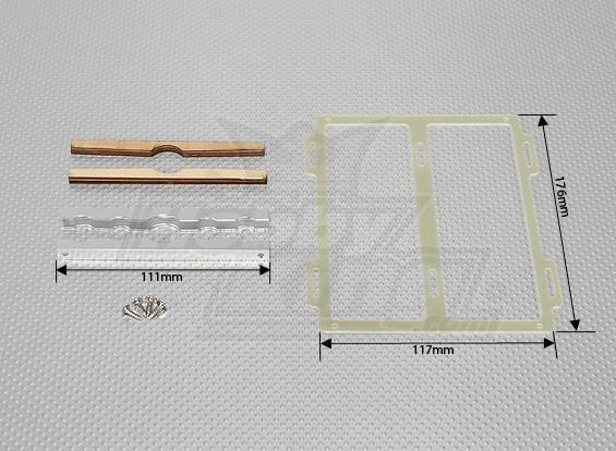 Kit de soporte de la batería