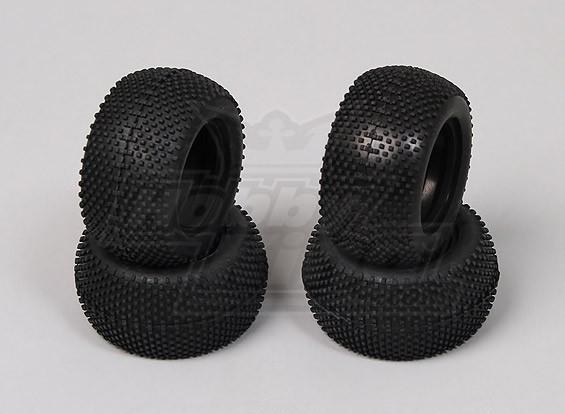 Mini-Pin Racing de neumáticos (4 piezas) - 118B, A2006