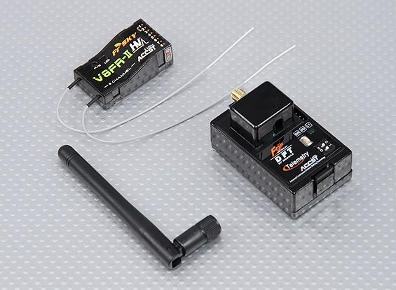FrSky FF-1 2.4Ghz Combo Pack para Futaba w / módulo y RX