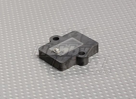 RCGF motor de gas 15cc - Conjunto de bloque Reed