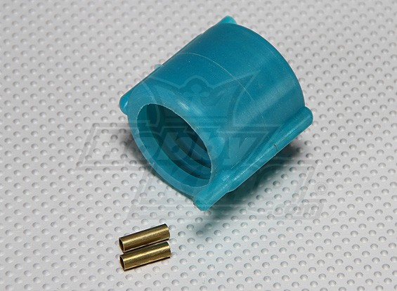 40 mm de agua de refrigeración de la chaqueta (de silicona) Traje HobbyKing Vanquish 1075mm Barco