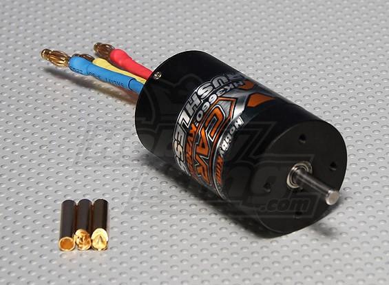 S3660-2670 sin escobillas Inrunner 2670kv (16.5T)
