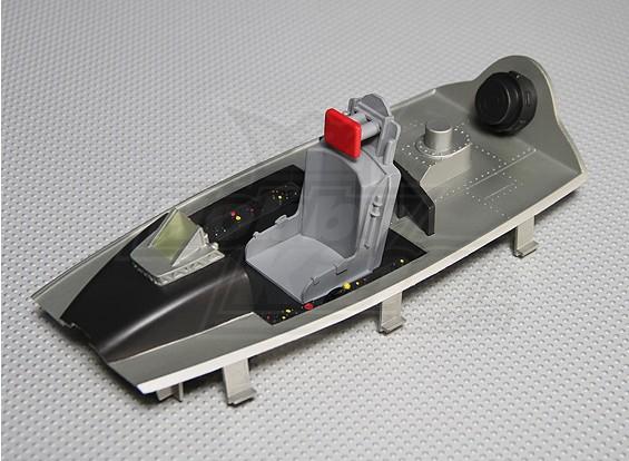 UltraDetail Escala F-86C de la carlinga