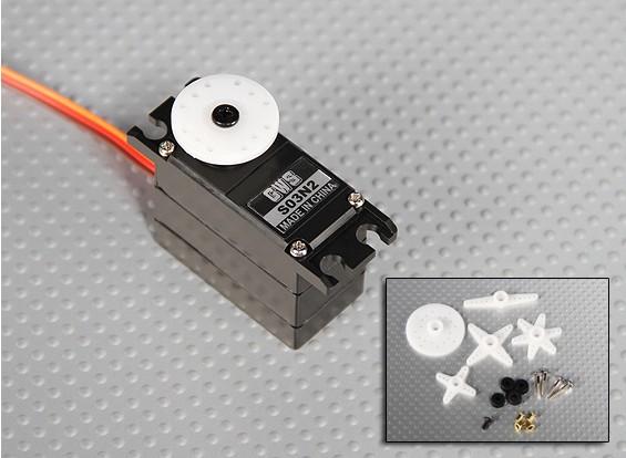 GWS SO3N2 Standard Servo 29g / 6,4 kg / 0.111sec