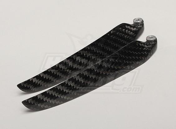 Plegable 12x6 de fibra de carbono de la hélice (1 unidad)