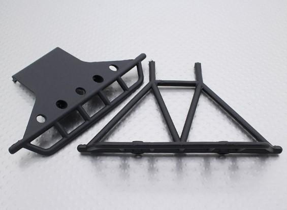Conjunto del parachoques (delantero / trasero) - A2023T y A2027