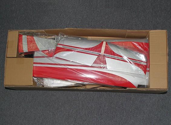 SCRATCH / DENT Zlin Z-50L 1612mm 0,70 clase (Glow / EP) Escala Deporte (ARF)
