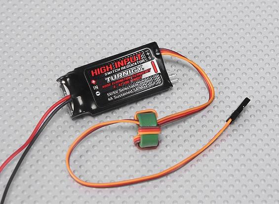 Turnigy HV SBEC Interruptor Regulador 5A (8-42V de entrada)