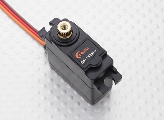 4,6 kg Corona DS238MG metal Digital Gear Servo / 0.14sec / 22g