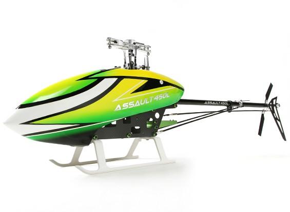 Kit de asalto helicóptero 450L Flybarless 3D