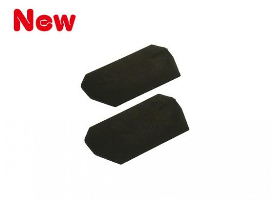 Gaui 100 y 200 Tamaño de alto rendimiento Estabilizador Cuchillas Paquete 35x19mm (203115)