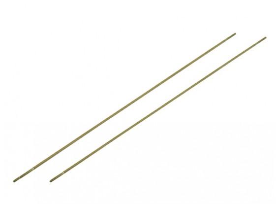 Gaui 100 y 200 Tamaño Flybars Pack (203240)