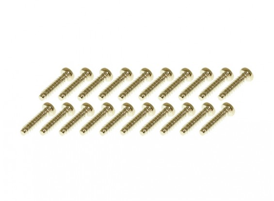 Gaui 425 y 550 para tornillos autorroscantes X20pcs (2x7)