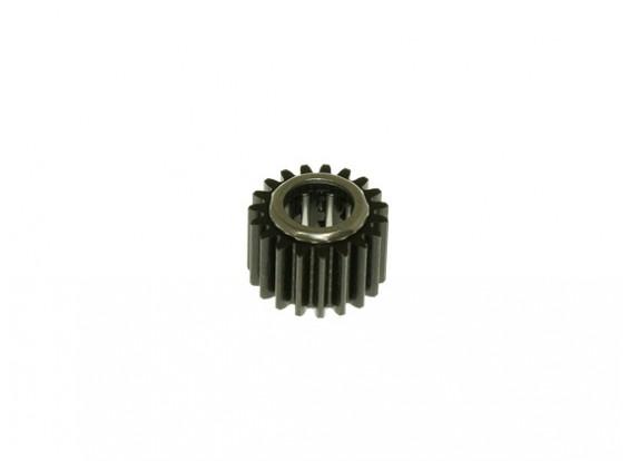 Gaui 425 y 550 de 8 mm de acero engranaje unidireccional d'Assy (19T)