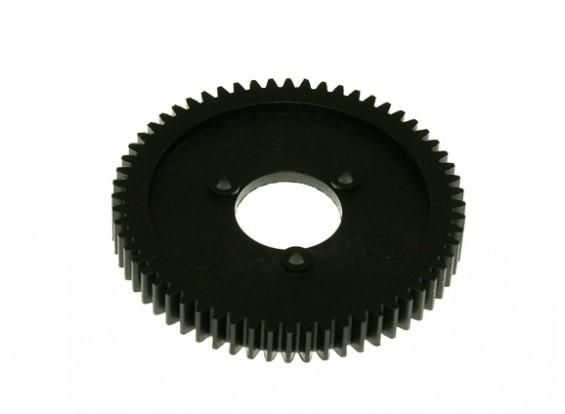 Gaui 425 y 550 frontal del engranaje principal (60T)