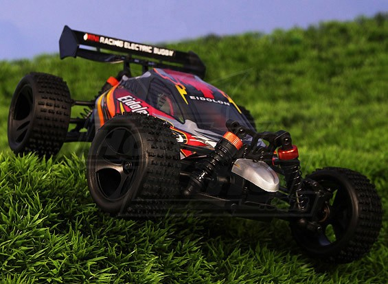Escala 1/18 4WD RTR Racing Buggy