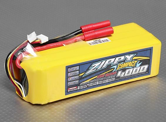 ZIPPY Compacto 4000mAh paquete 8S Lipo 25C