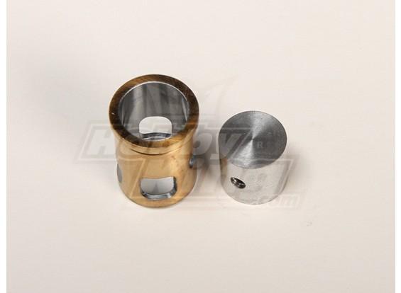 ASP 21A - Conjunto del pistón del cilindro