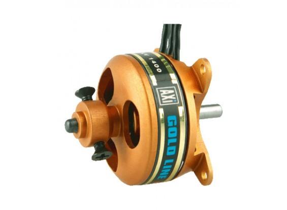AXi 2204/54 GOLD LINE motor sin escobillas