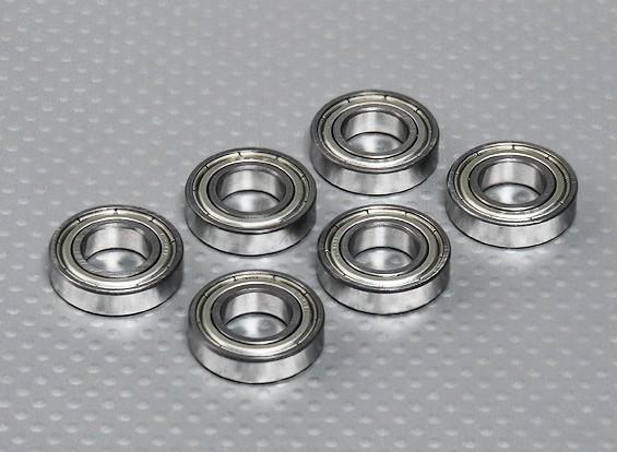 Teniendo (24x6x12mm) - Turnigy Titan 1/5 (6pcs)