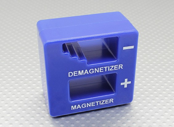 Herramienta magnetizador / desmagnetizador