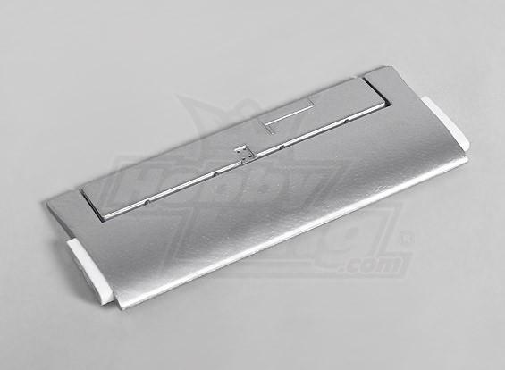 Durafly ™ DH Vampiro - Sustitución del estabilizador horizontal