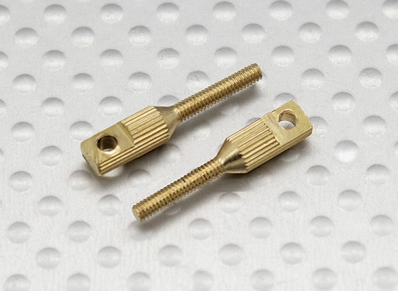 Tire-pull / 2mm Clevise Enlace rápido acopladores