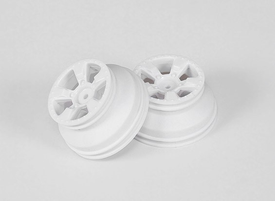 Ruedas (blanco) (1 par) - A2023T