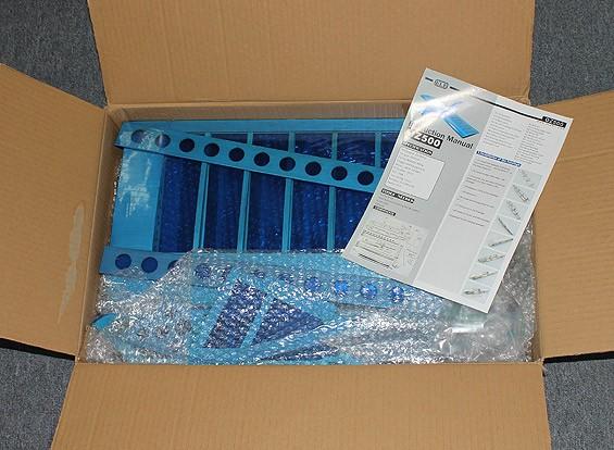 SCRATCH / DENT DZ500 FPV / Deportes Modelo Balsa 1020mm (ARF)